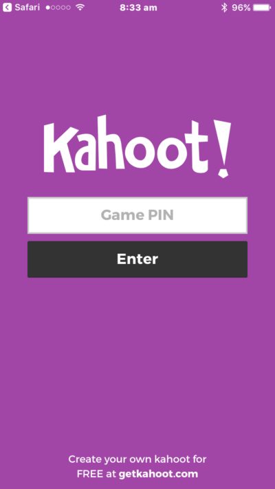 how to make a group in kahoot